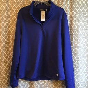 Under Armor cold gear zip up